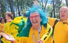 """70-летняя болельщица из Австралии: """"Русские потрясающе гостеприимны"""""""