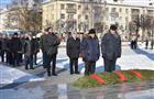 Глава Марий Эл возложил цветы и минутой молчания почтил память защитников Отечества