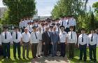 Председатель Думы Тольятти поздравил выпускников военной кафедры ТГУ