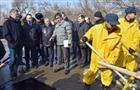 Радий Хабиров проинспектировал ход подготовки к благоустройству дворов и ямочному ремонту дорог