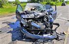 Женщина на легковушке врезалась в грузовик с продуктами на дороге Осинки — Приволжье