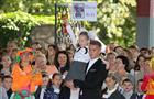 340 тыс. школьников губернии начали новый учебный год