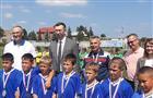 В Самаре Россельхозбанк выступил одним из спонсоров детского футбольного турнира