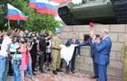 Николай Меркушкин принял участие в открытии отреставрированного мемориального комплекса в Сакском районе