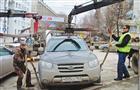 В регионе введены новые тарифы на эвакуацию автомобилей
