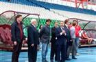 Уфа принимает первенство России по футболу