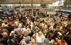Пассажиры рейса Норильск-Самара-Ростов не смогли вылететь из пункта отправления