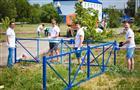 """Специалисты ПАО """"Оренбургнефть"""" навели порядок в парке имени Калинина"""