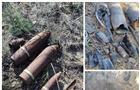 В Самарской области опять нашли артиллерийские снаряды
