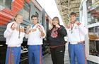 Самарцы привезли с первенства мира по тхэквондо три награды