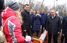 """Виталий Мутко: """"Если жители принимают решение сделать двор без машин, это нужно поддержать"""""""