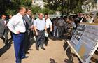 Владимир Артяков проинспектировал ход капремонта детских садов в Самаре