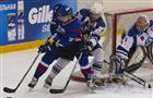 Хоккейная «Лада» проиграла заключительный матч года