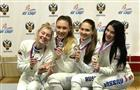 Самарские шпажистки выиграли молодежное первенство России