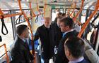 При поддержке области Самара получила 16 новых троллейбусов