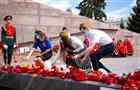 Волонтеры акции #МыВместе поздравили ветеранов ВОВ с Днем Победы