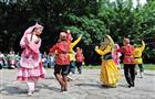 В парке Гагарина состоялся XXIV областной татарский праздник