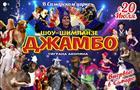 """В Самарском цирке покажут шоу-шимпанзе """"Джамбо"""""""