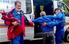 В Ставропольском районе помощь спасателей потребовалась повредившему ногу грибнику