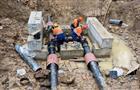 """В рамках федерального проекта """"Чистая вода"""" в Ульяновской области продолжается строительство магистрального водовода для Чердаклинского района"""