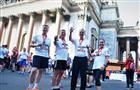 """Топ-менеджеры """"Балтики"""" иCarlsberg Group приняли участие вутреннем забеге наПМЭФ-2019"""