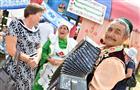 Областной сельский татарский праздник Сабантуй