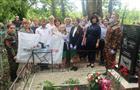 Поисковики открыли памятники погибшим в годы войны летчикам