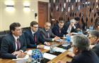 Глеб Никитин провел рабочую встречу с президентом РАН Александром Сергеевым и руководством Приморского океанариума