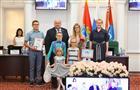 Жители Самары получили муниципальные награды