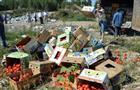 Почти три тонны продуктов из США, Германии и Эстонии уничтожили в регионе за два месяца
