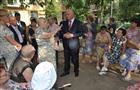 Губернатор проверил качество капремонта и медобслуживания в Железнодорожном районе