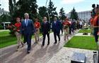 Город героев: в Самаре торжественно открыли Аллею маршалов