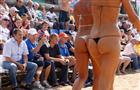 Самарский пляж соберет сексуальных спортсменок со всей страны