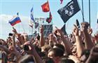 """На фестивале """"Рок над Волгой"""" находится 240 тыс. человек"""