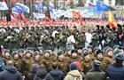 В Самаре в девятый раз прошел традиционный Парад Памяти