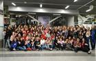 Самарские волонтеры отправились на Всемирный фестиваль молодежи и студентов в Сочи