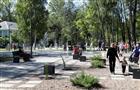 В Самаре завершена реконструкция сквера Речников