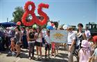 Большеглушицкий район празднует 85-летний юбилей