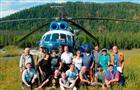 Клуб авторской песни имени Валерия Грушина провел экспедицию в районе метеостанции Хадама
