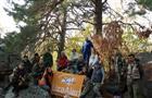 """Отряд """"Лиза Алерт"""" прочесал Рачейский лес в поисках условно пропавших"""