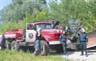 Добровольная пожарная команда Новокуйбышевска своих не бросает