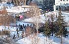 На второй митинг против итогов выборов в Госдуму пришло около 100 человек