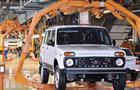 АвтоВАЗ выпустил с линии Lada Priora первую Lada 4х4 5d
