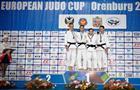 Самарские дзюдоисты завоевали три медали на Кубке Европы