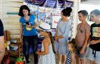 """Тольяттинские дети из многодетных и приемных семей, а также детдомов в """"День добра"""" получили подарки от благотворителей"""