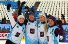 Оренбурженка Елизавета Терентьева успешно выступила в составе сборной России в соревнованиях по волейболу на снегу