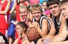 В Самаре на площади Куйбышева сыграли лучшие мастера уличного баскетбола