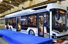 На энгельсском заводе презентовали троллейбус нового поколения