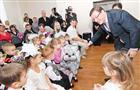 С созданием новых дошкольных учреждений вСамарской области помогут федеральные власти