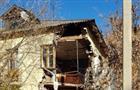 В Нижегородской области обрушилась часть двухэтажки (видео)